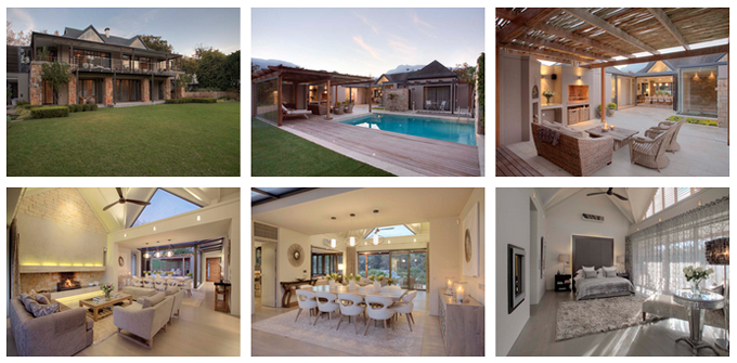 High Constantia Villa